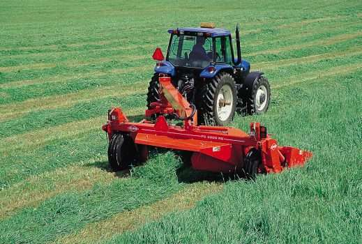 Kuhn - Hay Machinery - Mowers and Mower Conditioners