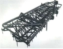 Folding-Harrow-Frame