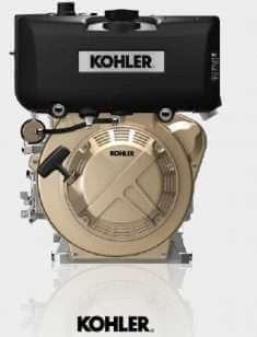 Kohler Diesel Engines (Expert Dealers)