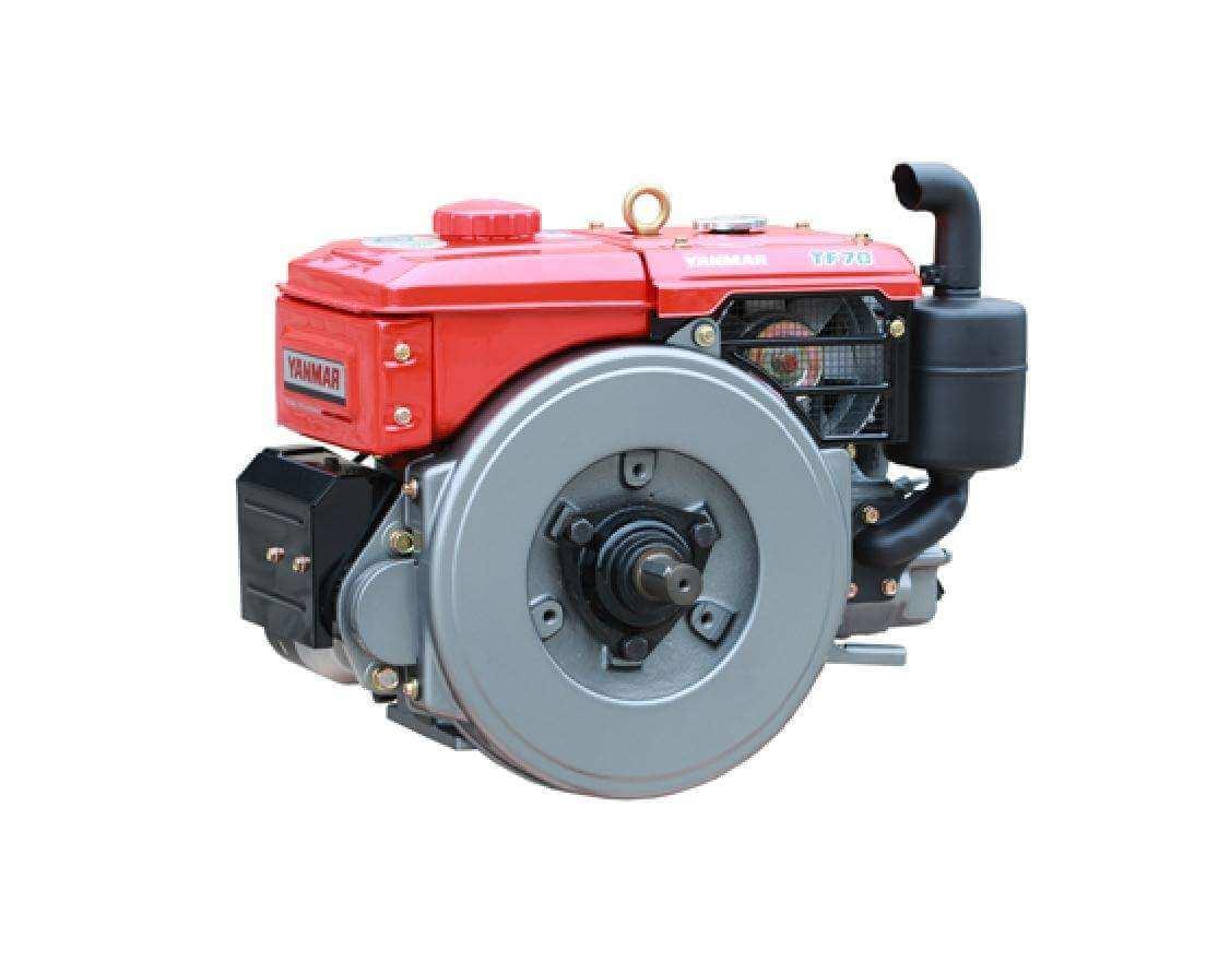 Yanmar TF Series Engines