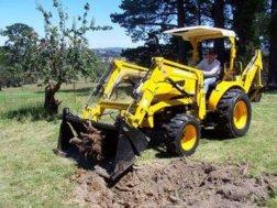 East Wind Tractors