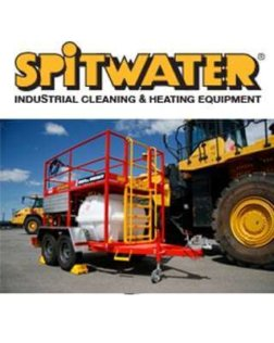 Spitwater pumps, heaters, steps and wheel chocks