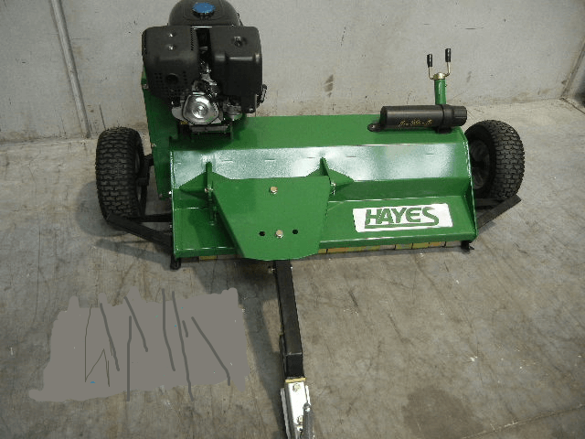Hayes ATV Flail Mower