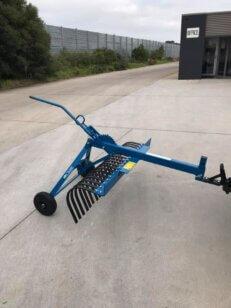 ATV Landscape Rake