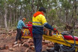 Raptor Benchsaws and Log Splitters